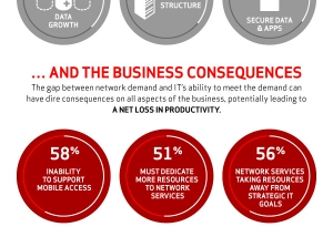 Verizon Intelligent Network-Infographic