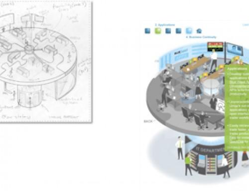 IPC Interactive Trading Communications Platform Pictogram