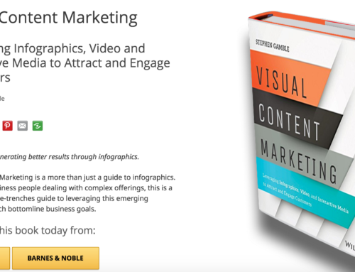 New Visual Content Marketing Book Out Today!